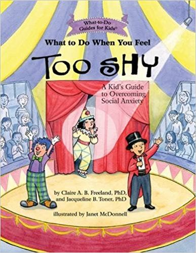 What to Do When You Feel Too Shy book cover