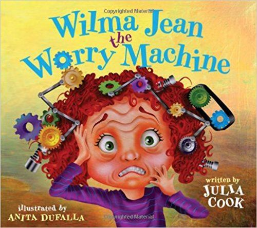 Wilma Jean Worry Machine book cover