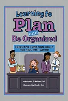 Learning to Plan and Be Organized book cover