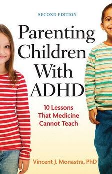 Parenting Children with ADHD book cover