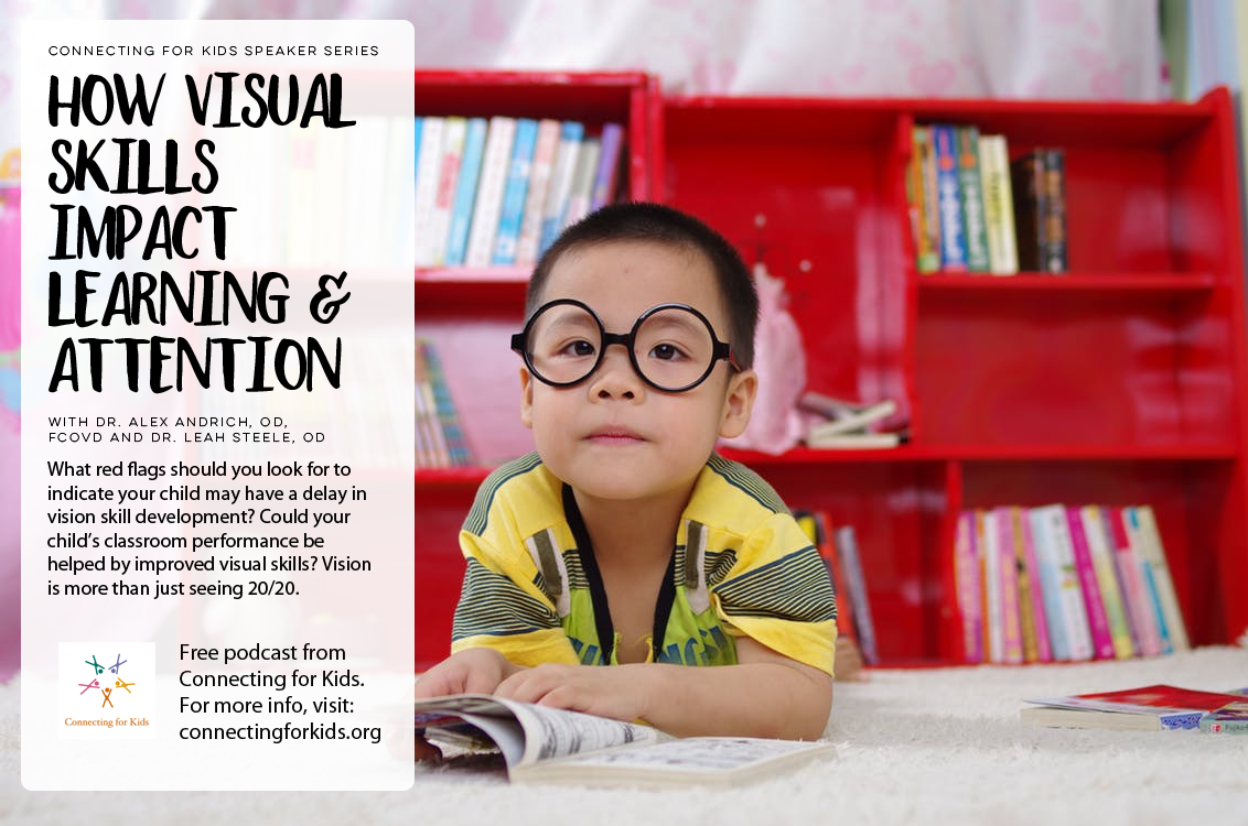 How Visual Skills Impact Learning and Attention Free Podcast from Connecting for Kids
